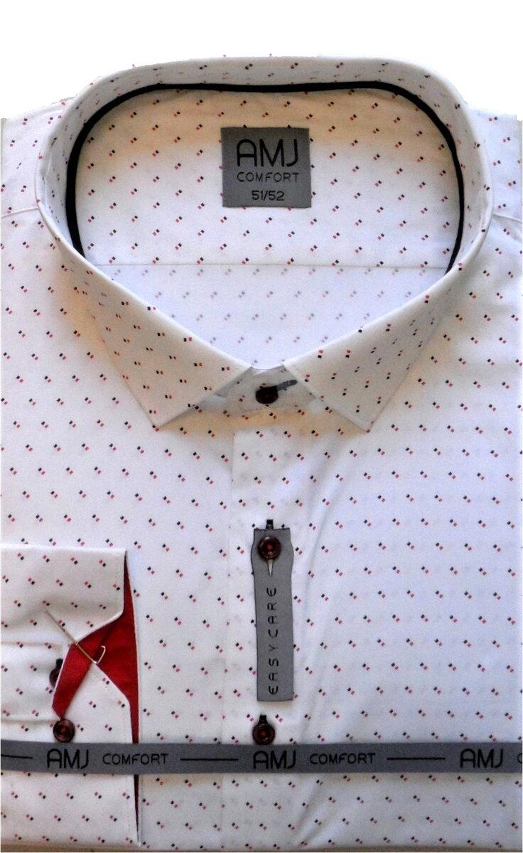 3fe67c9f3b74 Pánská moderní košile - nadměrné velikosti